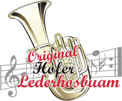 Logo der Original Hofer Lederhosbuam